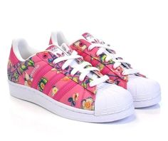 Adidas Originals Superstar Womens Trainers Floral Farm Design Sizes to Adidas Originals Superstar, Star Wars, Trainers, Adidas Sneakers, Best Deals, Floral, Design, Ebay, Shoes