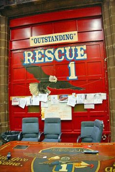 "FDNY Rescue 1 ""Outstanding"" Shared by NY Firestore"