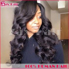 Chinese glueless full lace human hair wigs body wave lace front wigs for black women natural hairline with baby hair 6A stocked
