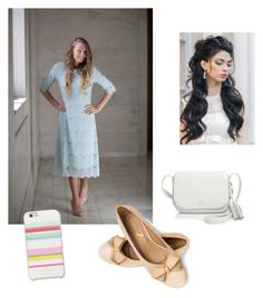 """""""Prom"""" by abbacaddaba18 ❤ liked on Polyvore featuring Kate Spade"""