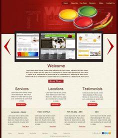 Website design Sample - 2