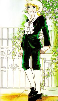 Anthony Brown Ardlay || (Anthony never died in the French version of the anime)