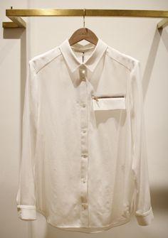 고급스러운 마쥬 블라우스. luxury maje blouse. @현대백화점