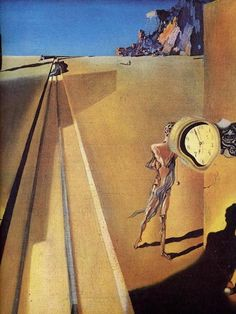 "Salvador Dali ~ ""Early Ossification Station"", 1930"