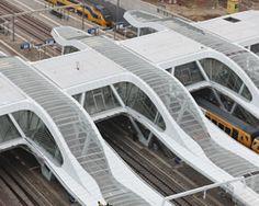 the best modern train station