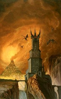 SAURON DEFEATED BY ROGER GARLAND