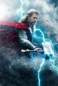 Thor Odinson (Chris Hemsworth)