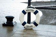 Decorative Welcome Aboard Lifebuoy 30cm by Cast Your Eye, http://www.amazon.co.uk/dp/B0051XAIYE/ref=cm_sw_r_pi_dp_xxkfrb1XXZ75S/277-6646864-7955560