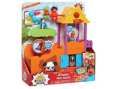 Buy Ryans World Ultimate Treehouse Playset at Argos. Thousands of products for same day delivery or fast store collection. Minion Party Decorations, Dinosaur Background, Ryan Toys, Bakugan Battle Brawlers, Power Rangers Dino, Baby Alive Dolls, Happy Birthday Jesus, Water Balloons, Kids Party Games