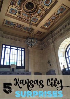 What to do in Kansas City with Kids -- including 5 things that may surprise you!
