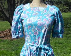 Check out our laura ashley dress selection for the very best in unique or custom, handmade pieces from our dresses shops. Laura Ashley, Lily Pulitzer, Unique, Shopping, Vintage, Etsy, Dresses, Fashion, Vestidos