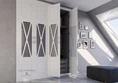 Abatible_05 Stairs, Home Decor, Built In Robes, Walk In Closet, White People, Home, Stairway, Staircases, Interior Design