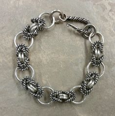Chainmaille classes Get Hammered Metalsmith Studio in Tucson, AZ. by Joni Kisro