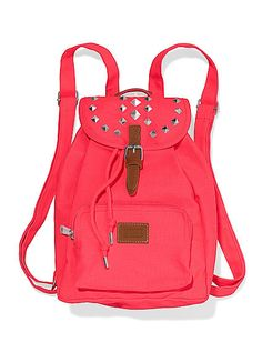 Bessie and michelle both want backpacks in this style.not this color necessarily ,   Michelle doesn't want bright colors and likes neutrals Bessie likes anything but nothing to crazy.you can find these at Walmart pretty easy.they especially want the type that opens with a flap.