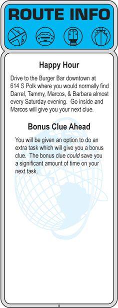 Clue 8 More