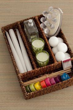 Veja como organizar tudo na sua casa usando porta-talheres. Eles são baratos, fáceis de comprar e vão deixar tudo arrumado.