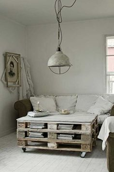 Use for pallets.