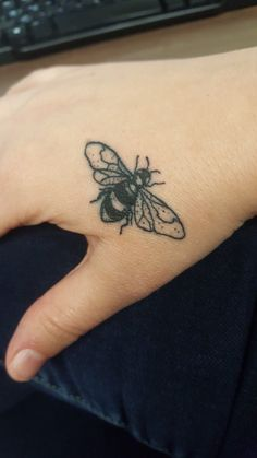 Bzzz Bee by Chris Spence