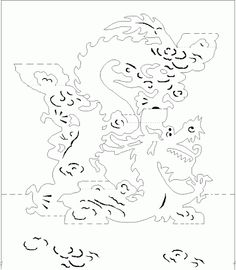 pattern kirigami 180 noel | askervani.com