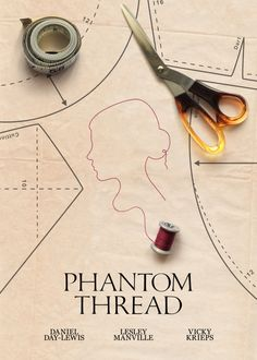 Phantom Thread - Dressmaker Poster