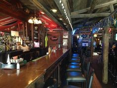 The Stockman Bar in White Sulphur Springs