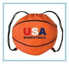 Custom silk pirnting basketball sports drawstring bag $1.00-3.00 / Piece 3000 Pieces (Min. Order)