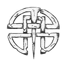 Celtic Knot Tattoo Designs And Ideas Celtic Tribal Tattoos, Tribal Wolf Tattoo, Celtic Knot Tattoo, Irish Tattoos, Tribal Tattoo Designs, Tattoo Designs And Meanings, Small Tattoo Designs, Celtic Knots, Celtic Symbols