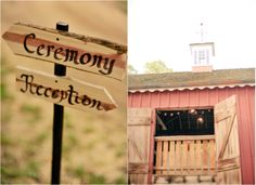 barn wedding | New Jersey Barn Wedding - Rustic Wedding Chic