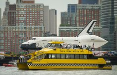 Space Shuttle Enterprise Move to Intrepid (201206060009HQ) by nasa hq photo, via Flickr