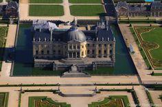 ✈️ Photo aérienne de : Château de Vaux-le-Vicomte - Seine-et-Marne (77)
