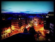 Holberg Plass by glynneh, via Flickr