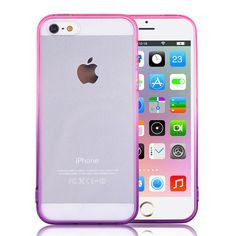 Phone Cases for Apple iPhone 6 6s Case Transparent Gradient Color Design TPU Silicon Covers Shell Capa 4.7inch Phone Accessories // iPhone Covers Online //   Price: $ 16.54 & FREE Shipping  //   http://iphonecoversonline.com //   Whatsapp +918826444100