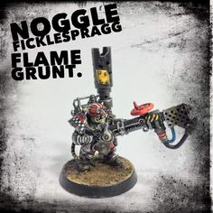 Miniature Wargames, Tau Warhammer, Orks 40k, Goblin, Awesome Stuff, Minis, Models, Boys, Green