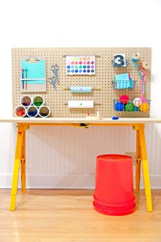 Store all of your Kid's Crafts for Under $50 - A Little Craft In Your DayA Little Craft In Your Day