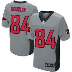 Cheap NFL Jerseys NFL - Arizona Cardinals #35 Cariel Brooks White Road NFL Nike Elite ...