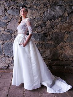 Colecția Wanders S/S 2017 | Delikates Couture Dress Making, Wander, Couture, Bride, Wedding Dresses, Top, Collection, Fashion, Wedding Bride