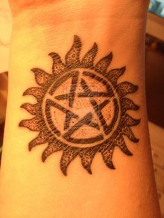 34 Best Supernatural Tattoo images in 2015   Supernatural