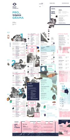 Showcase and discover creative work on the world's leading online platform for… Editorial Design Inspiration, Editorial Layout, Graphic Design Inspiration, Design Social, Web Design, Leaflet Layout, Magazine Layout Design, Magazine Layouts, Newspaper Design