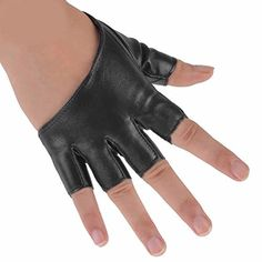 Froomer Women Half Finger Gloves Fingerless Mittens Black - http://todays-shopping.xyz/2016/06/19/froomer-women-half-finger-gloves-fingerless-mittens-black/