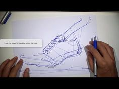http://www.thedesignsketchbook.com/video-16-tips-how-to-draw-a-shoe-adidas-sneaker-design/ https://www.facebook.com/TheDesignSKetchbook ==== How to draw a sh...