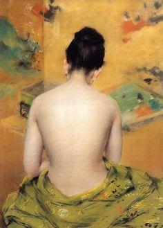 William Merritt Chase - Artworks