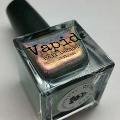 Cyber Punk **This is a Limited Edition, available in Full Size only and will not be re-released** ***This is a Pre-Order, available 1/21 through 1/27. This polish will not ship until 2/24 at the EARLIEST***  *****Limit 3 Per Person/Address***** Super shifty and tons of holo fire, you won't regret this one. Rose to gold shift with reaches of green and even blue. This is a super saturated holographic polish. Polish ships in 4-6 weeks.  THIS POLISH WILL NOT BE RELEASED AGAIN!