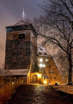 Imperial Castle - Nuremberg, Bavaria, Germany | by ignacio izquierdo www.ignacioizquierdo.com