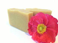 KaBam Peach Kernal and Mallow Shampoo Bar  cold by EncantadoSoap, $6.75
