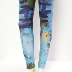 Remnant Leggings // click to purchase at http://shop.meganauman.com/product/remnant-leggings