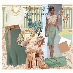 spring forward, created by hotrodrachel on Polyvore hotrodrachel