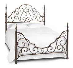 Bombay & Co, Inc.::Bedroom::Beds::Deauville Bed - Queen