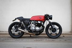 Honda CB750 1977 – Frederick Christensen