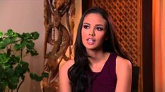 Miss World 2013 - Philippines Interview with the Judges- Megan Young (clear video)
