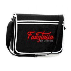 True Blood...Retro Messenger Shoulder Bag....Fangtasia Bar & Nightclub 19,68 €